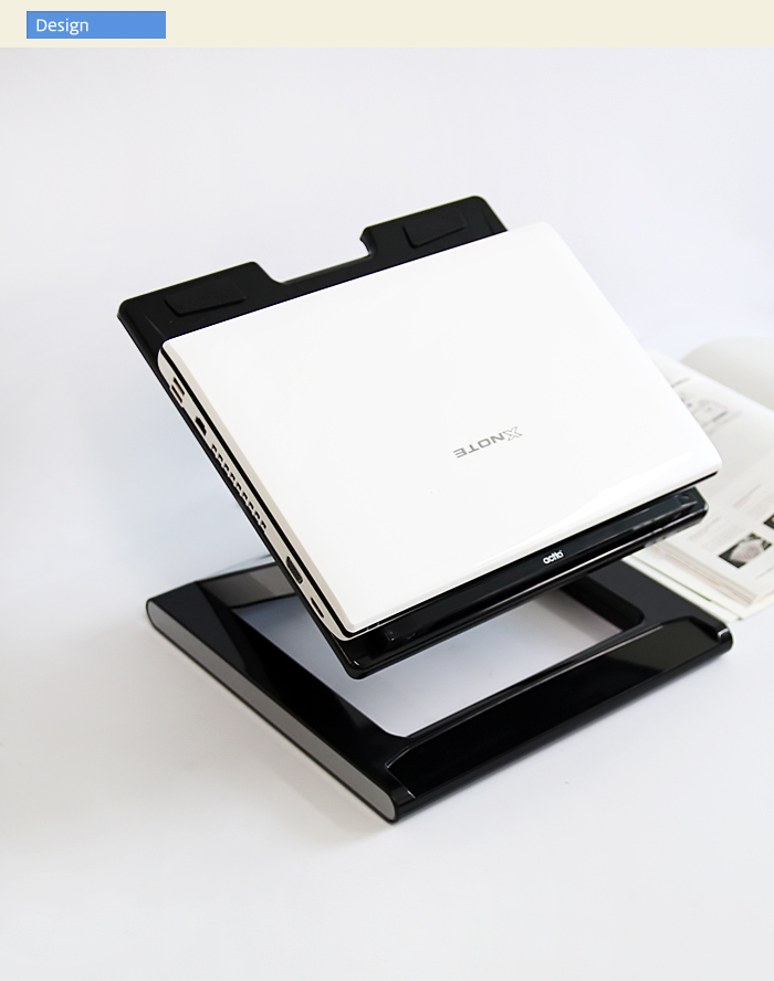 Notebook And Tablet Stands Car Interior Design